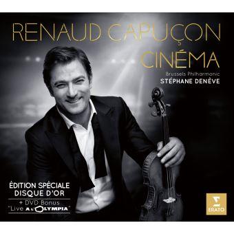 Cinéma Inclus DVD