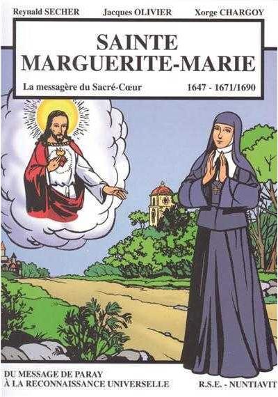 Sainte Marguierite-Marie