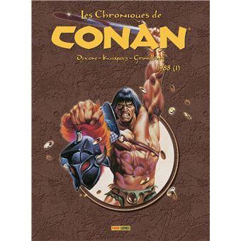 Les chroniques de ConanLes Chroniques de Conan