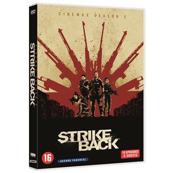 Strike BackStrike back cinemax saison 5