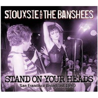 Stand on your heads radio broadcast san francisco 1980