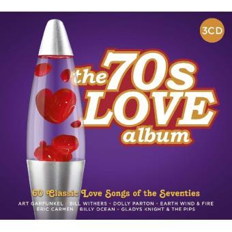 The 70s Love Album Coffret