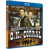 Règlement de comptes à O.K. Corral Blu-Ray