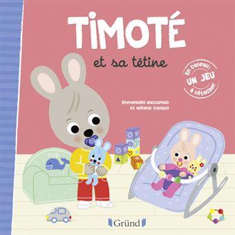 TimotéTimote et la tetine