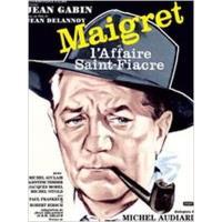 Maigret et l'affaire Saint-Fiacre DVD