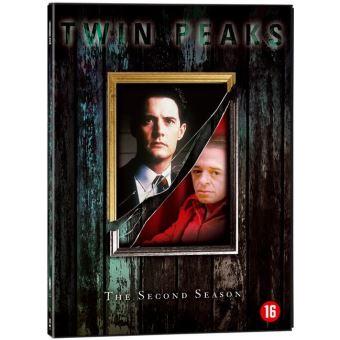 Twin PeaksCoffret intégral de la Saison 2