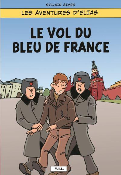 Le vol du bleu de France