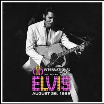 Elvis Presley Live At The International Hotel, Las Vegas, NV August 26, 1969 Gatefold