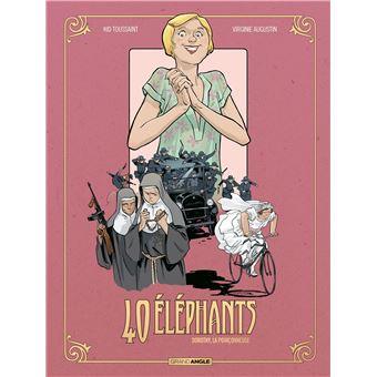 Elephant Man40 éléphants - Volume 3