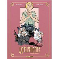 40 éléphants - Volume 3