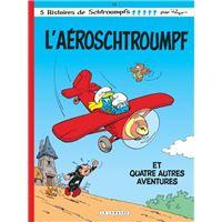 Les Schtroumpfs Lombard - Aéroschtroumpf (L') (OP été 2020)