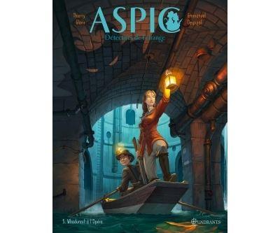 Aspic, détectives de l'étrange