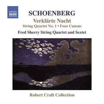 String Quartet No. 1 / Four Canons