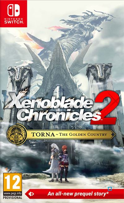 Xenoblade Chronicles 2 Torna The Golden Country Nintendo Switch