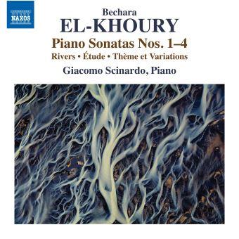PIANO SONATAS NOS. 1-4