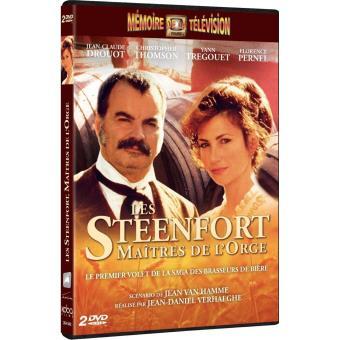 Les Steenfort, maîtres de l'orgeLes Steenfort, maîtres de l'orge Première partie DVD