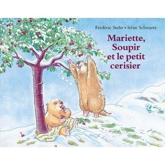 Mariette soupir et le petit cerisier