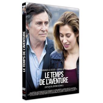 Le temps de l' aventure DVD