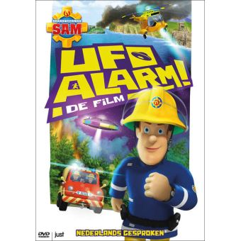 BRANDWEERMAN SAM - DE FILM:UFO ALARM!-NL