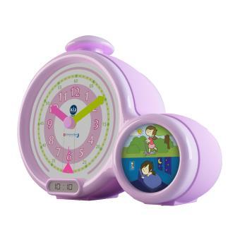 mon premier r veil lilikim kid sleep clock rose produits. Black Bedroom Furniture Sets. Home Design Ideas