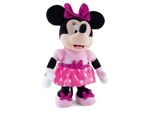 Peluche interactive Mon amie Minnie Disney - Peluche interactive. Achat et vente de jouets, jeux de société, produits de puériculture. Découvrez les Univers Playmobil, Légo, FisherPrice, Vtech ainsi que les grandes marques de puériculture : Chicco, Bébé C