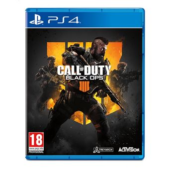 Call Of Duty Black OPS 4 FR / NL PS4