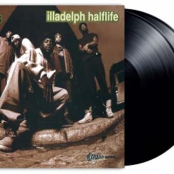 Illadelph Halflife Double Vinyle Gatefold Inclus Coupon