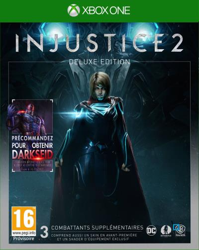 Injustice 2 Edition Deluxe Xbox One