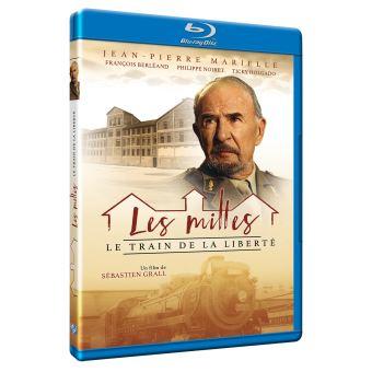 Les Milles Le train de la liberté Blu-ray