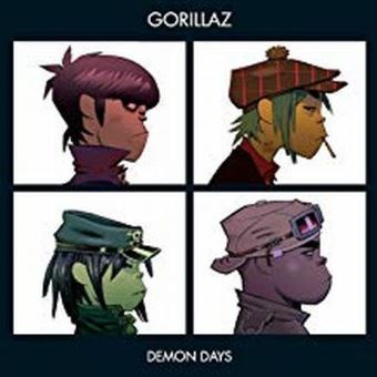 Demon days (2 lp)