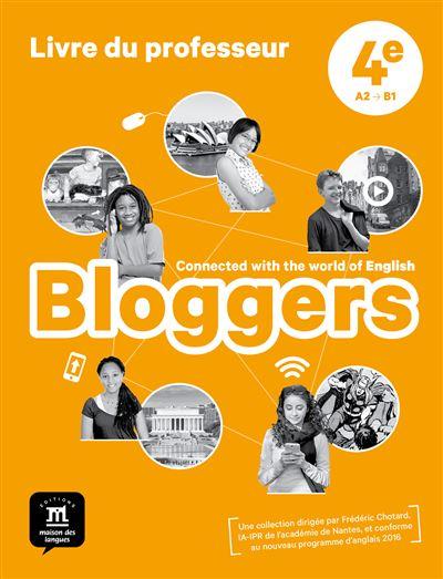 Bloggers 4ème