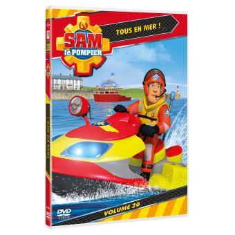 Sam le pompierSam le pompier Volume 20 : Tous en mer DVD
