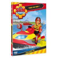 Sam le pompier Volume 20 : Tous en mer DVD