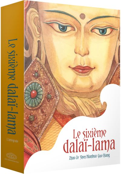 Coffret collector Le sixième dalai-lama