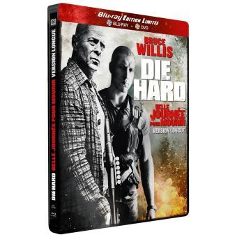 Die hardDie Hard 5 : Belle journée pour mourir - Combo Blu-Ray + DVD - Edition Limitée