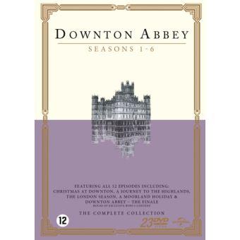 DOWNTON ABBEY S1-6 BOXSET-BIL