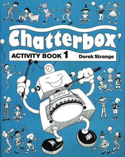 Chatterbox,1:activity book
