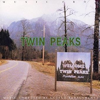 Music from Twin Peaks Vinyle 180 gr