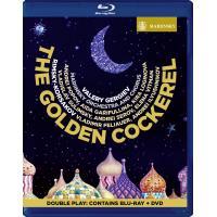 GOLDEN COCKEREL/BLURAY+DVD