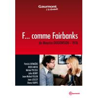 F... comme Fairbanks DVD