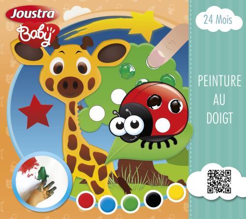 Kit créatif Peinture au doigt Joustra