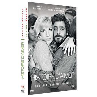 Histoire d'aimer DVD