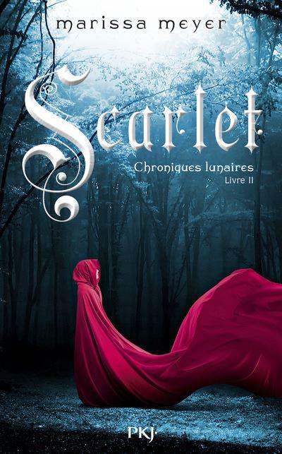 Chroniques lunaires - tome 2 Scarlet