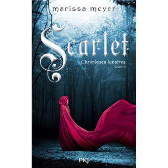 CinderChroniques lunaires - tome 2 Scarlet