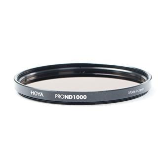 Hoya Pro ND1000 Filter Neutraal 72mm Grijs