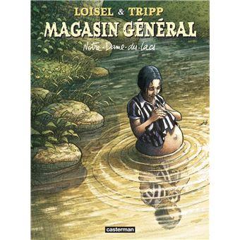 Magasin généralNotre Dame des lacs