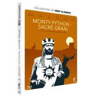 Monty Python, sacré Graal Exclusivité Fnac Blu-ray
