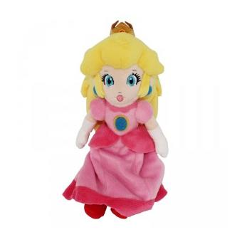 peluche nintendo mario bros princesse peach jeux vid o achat prix fnac. Black Bedroom Furniture Sets. Home Design Ideas