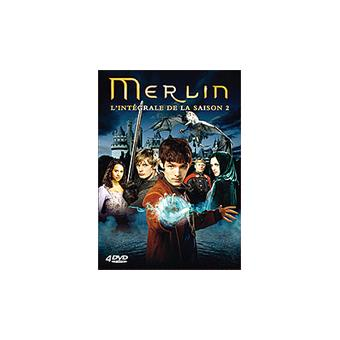 MerlinMerlin Saison 2  DVD