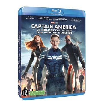 Captain AmericaCaptain America 2 : Le soldat de l'hiver Blu-ray